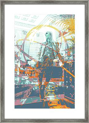 The Roosevelt Framed Print by Shay Culligan