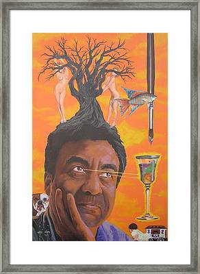 The Roots Framed Print by Jimmy  Ovadia