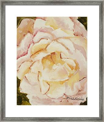 The Rose Framed Print by Katie OBrien - Printscapes