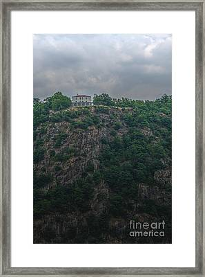 The Rosstrappe View Point Framed Print