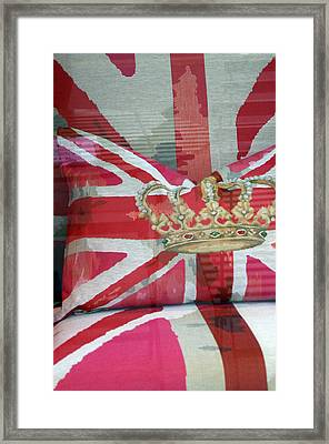 The Royal Seat Framed Print by Jez C Self
