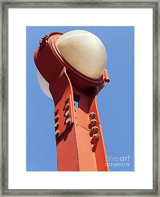 The San Francisco Golden Gate Bridge 5d3001 Framed Print