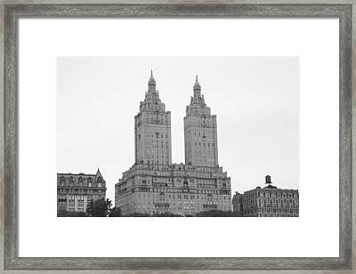 The San Remo Framed Print