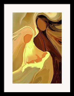 Valerie Anne Kelly Art Framed Prints