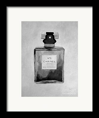 Fragrance Framed Prints