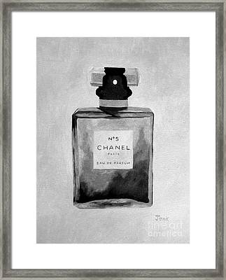 The Scent Framed Print by Rebecca Jenkins