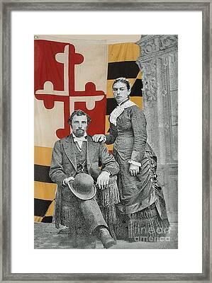 The Schneiders Of Baltimore Framed Print