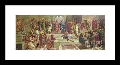 Apostolic Palace Framed Prints