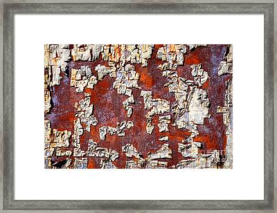 The Scrolls  Framed Print by Olivier Le Queinec