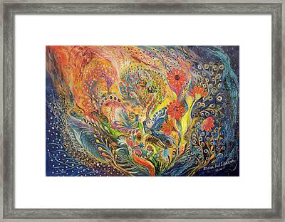 The Sea Dream Framed Print by Elena Kotliarker