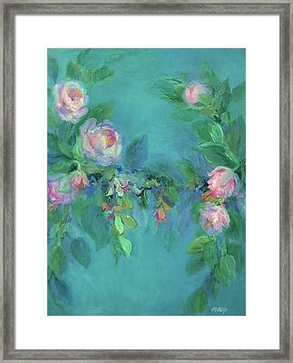 The Search For Beauty Framed Print by Mary Wolf