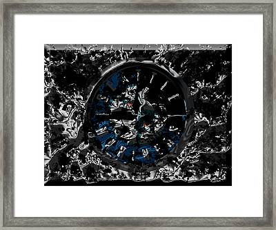 The Seattle Mariners Framed Print by Brian Reaves