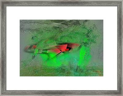 The Secret Framed Print by Freddy Kirsheh