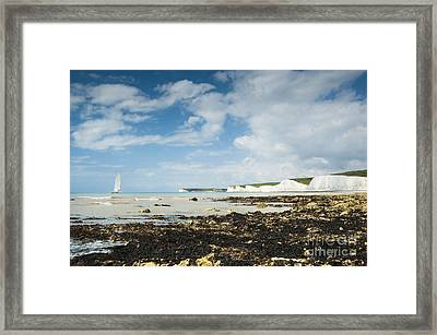 The Seven Sisters Framed Print by Donald Davis