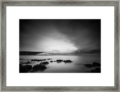 The Seven Sisters Framed Print