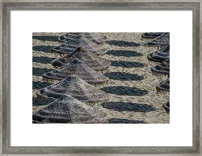 The Shade Brothers Framed Print by Piet Scholten