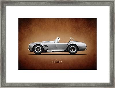 The Shelby Cobra Framed Print