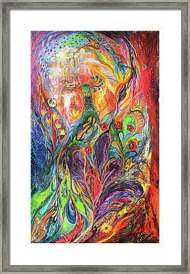 The Shining Framed Print by Elena Kotliarker