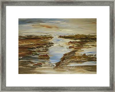 The Shouls Framed Print by Edward Wolverton