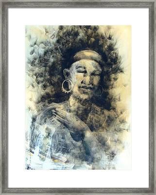 The Silent Soul Framed Print