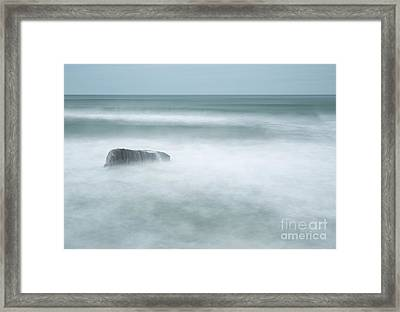 Only One Framed Print by Masako Metz