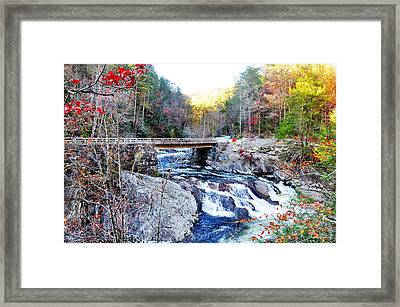 The Sinks Framed Print by Brittany H