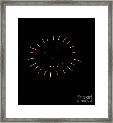 The Smile Framed Print by Robert Bales