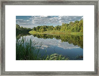 The Snov Silent. Sedniv, 2015. Framed Print