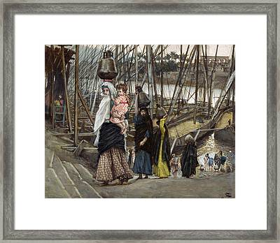 The Sojourn Framed Print