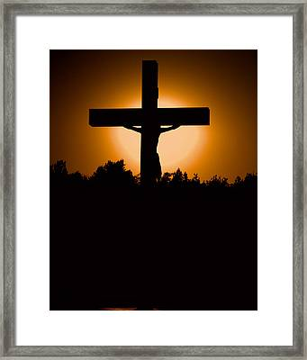 The Son Framed Print by Kent Southers
