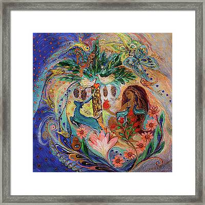 The Song Of Songs. Day Framed Print