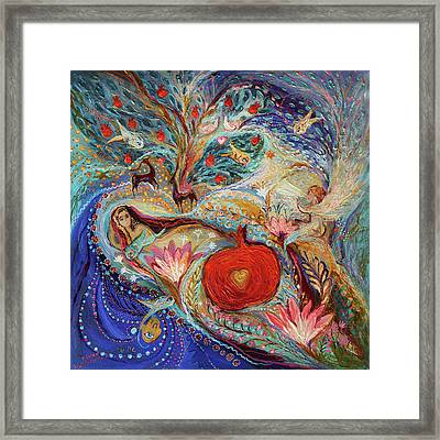 The Song Of Songs. Night Framed Print