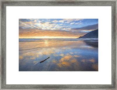 The Song's End II Framed Print by Jon Glaser