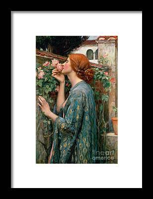 John William Waterhouse Framed Prints