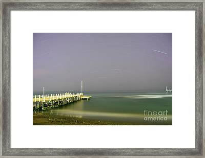 The Soul Of Interstellar Framed Print