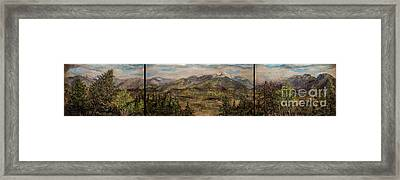 The Soul's Root Framed Print by Jodi Monahan