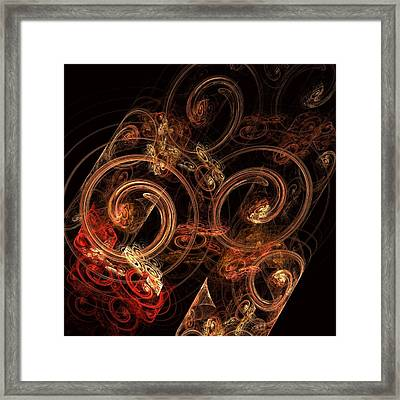The Sound Of Music Framed Print by Oni H