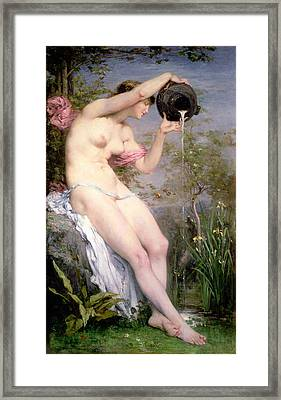 The Source Framed Print