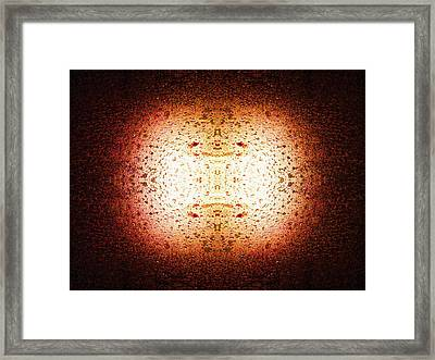 The Source Of Light Framed Print by Glenn McCarthy Art and Photography