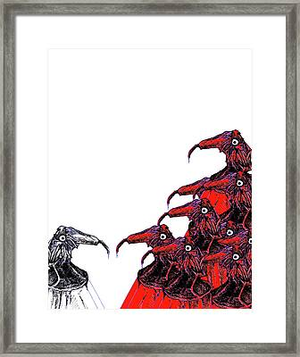 The Spanish Inquisition Framed Print