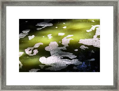 The Stalemate Framed Print