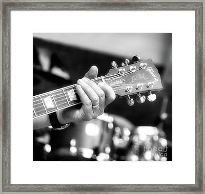 The Standard  Framed Print by Steven Digman