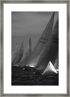 The Start Framed Print