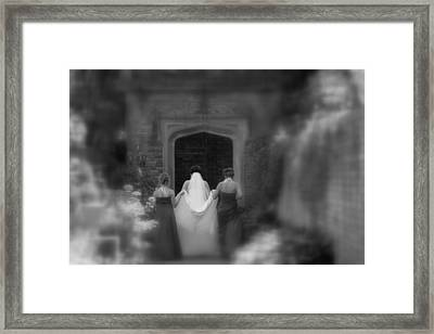 The Start Of A New Life Framed Print by Robert Torkomian