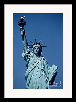 The New York New York Framed Prints
