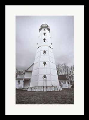 Historic Places Framed Prints