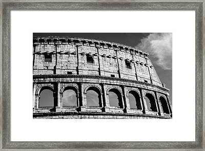 The Story Ain't Over Framed Print by Andrea Mazzocchetti
