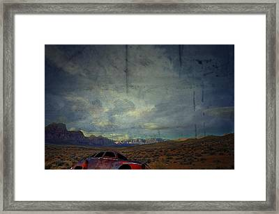The Story Goes On  Framed Print by Mark Ross