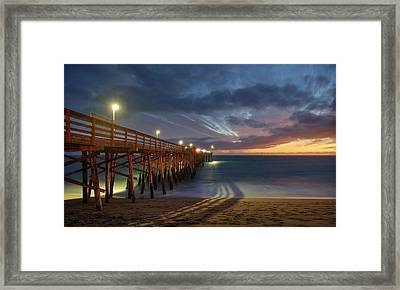 Framed Print featuring the photograph The Story Needs Some Mending And A Better Happy Ending by Quality HDR Photography