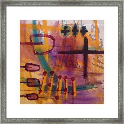 The Storyteller Framed Print by Maggie Hernandez